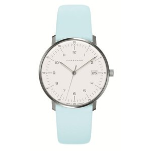 047/4254.00(2年間保証)ユンハンス正規特約店のマックスビル・レディス薄型クオーツ腕時計JUNGHANS正規品|endogemz