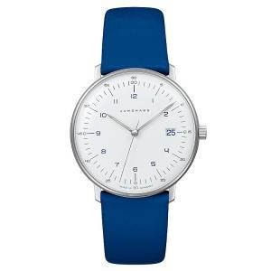 047/4540.00(2年間保証)ユンハンス正規特約店のマックスビル・レディス薄型クオーツ腕時計JUNGHANS正規品|endogemz