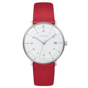047/4541.00(2年間保証)ユンハンス正規特約店のマックスビル・レディス薄型クオーツ腕時計JUNGHANS正規品|endogemz