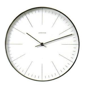 367/6046.00(2年間保証)ユンハンス正規特約店のマックスビル掛時計φ30cmJUNGHANS正規品|endogemz