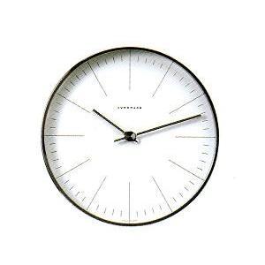 367/6049.00(2年間保証)ユンハンス正規特約店のマックスビル掛時計φ22cmJUNGHANS正規品|endogemz