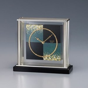 AZ750K 金沢箔のセイコーデコール置き時計 |endogemz