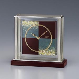 AZ750R 金沢箔のセイコーデコール置き時計 |endogemz