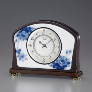 AZ751B セイコーデコール置き時計 |endogemz
