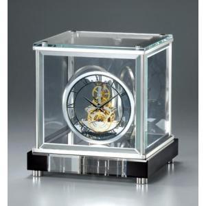 AZ753S セイコーデコール置き時計(スケルトン) |endogemz
