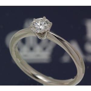 ロイヤルアッシャーダイヤモンド正規特約店 251(王道のソリテール) 0.36ct Gカラー VS2|endogemz