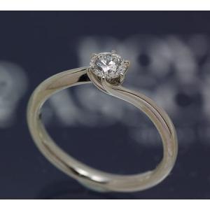 ロイヤルアッシャーダイヤモンド正規特約店 318/0.29ct Fカラー VS2|endogemz
