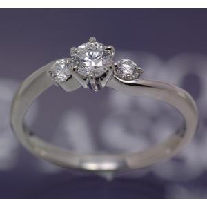 ロイヤルアッシャーダイヤモンド正規特約店 680/0.21ct Fカラー VS2|endogemz