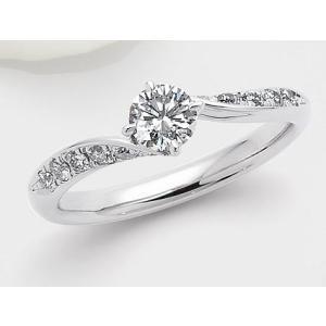 ロイヤルアッシャーダイヤモンド正規特約店 685/0.22ct Eカラー VS2|endogemz