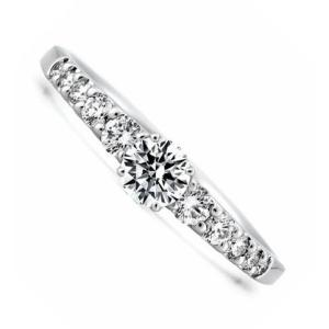 ロイヤルアッシャーダイヤモンド正規特約店 689 0.23ct Fカラー SI1|endogemz