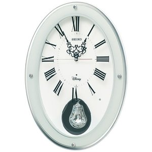 FS508W セイコーディズニーのメロディつき振り子電波掛け時計 |endogemz