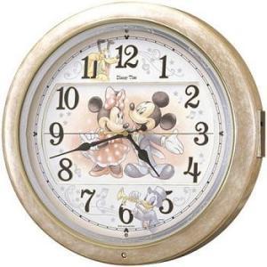 FW561A セイコーディズニー電波掛け時計 |endogemz