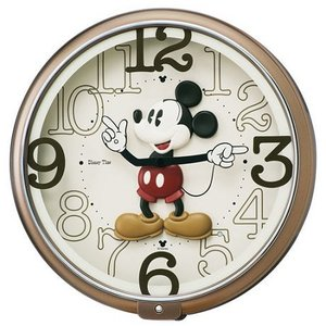 FW576B セイコーディズニークオーツ掛け時計 |endogemz