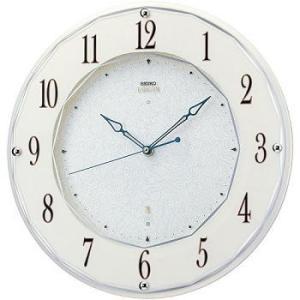HS524W セイコーエンブレム電波掛け時計(木枠)音のしない流れるような秒針 スイープセコンド endogemz