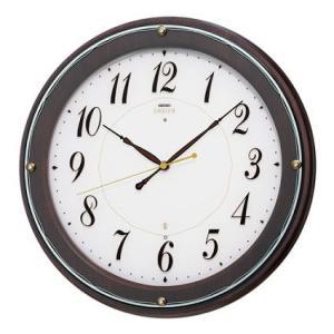 HS545B セイコーエンブレム電波掛け時計(木枠) スイープセコンドおやすみ秒針 endogemz