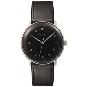 027/3400.00(2年間保証)ユンハンス正規特約店のマックスビル オートマチック(メンズ腕時計)JUNGHANS正規品 endogemz