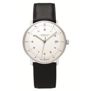 027/4700.00(2年間保証)ユンハンス正規特約店のマックスビル オートマチック カレンダー(メンズ腕時計)JUNGHANS正規品|endogemz