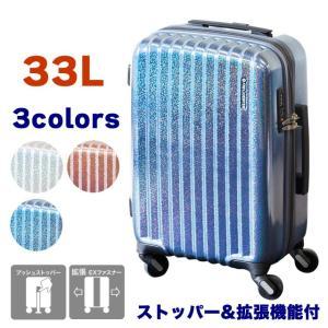 スーツケース Sサイズ 軽量 ストッパー TSA 4輪 フリクエンター リフレクト 1-310|endokaban