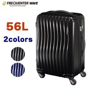 (1-621) FREQUENTER WAVE  58cm ファスナータイプ(マット加工)|endokaban