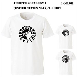 Fighter Squadron 1 (United States Navy)Tシャツ|ener
