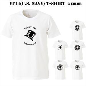 vf14(U.S. Navy) Tシャツ ener