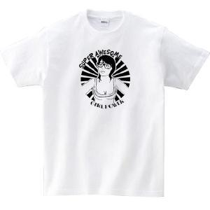 【MISSY MISTER】 ガールパワー プリントTシャツ|ener
