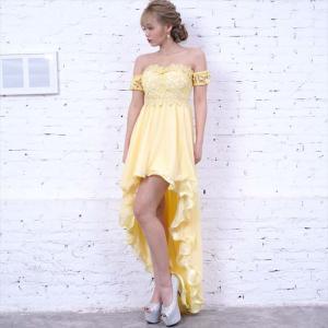 全5色 レーステールプリンセスロングドレス ワンピース セクシー キャバドレス お呼ばれ パーティー 衣装 ener 06
