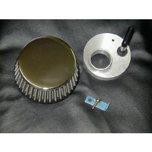 ラパンSS用ステンメッシュエアークリーナー|energy