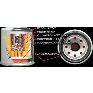 マグネット内臓スポーツオイルフィルター3/4-16UNF(3)|energy