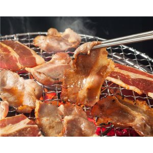 亀山社中 秘伝のもみダレ漬け焼肉・BBQ 牛カルビ 900g【商工会会員店です】