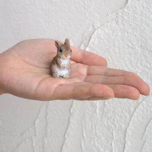 ラビット:ミニラビット12485(立ちウサギ) 4個セット|engei