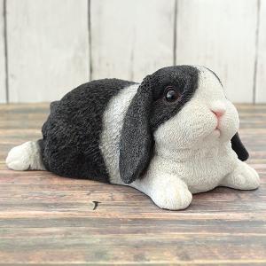 アニマルオーナメント:たれ耳ウサギ engei