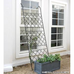 送料無料 アイアン製グリーンカーテン アーガイル1枚(幅90cm、高さ240cm) engei