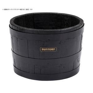 サントリー樽ものがたり:ウイスキーの樽タブ:椀型60黒 engei