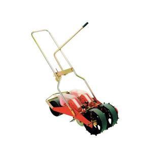 HS-802  ※ベルト別売  HS-802は省力化できる2条タイプ。 畝の上やハウス内での多条播種...