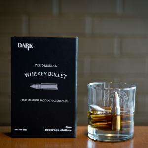 ウイスキー グラス アクセサリー ウィスキー アイス ブレット 6本セット ギフト用 木箱入り|enitusa