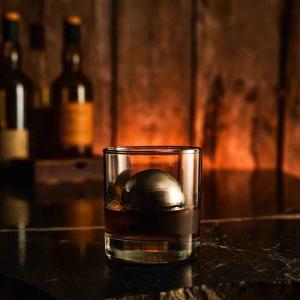 ウイスキー グラス アクセサリー 保冷 冷却用 ロボール ウィスキー スフィア ( L )
