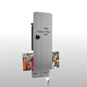 ホワイトボード おしゃれな 壁掛け マグネットボード 収納 フック付き エントリー バトラー 送料無料|enitusa