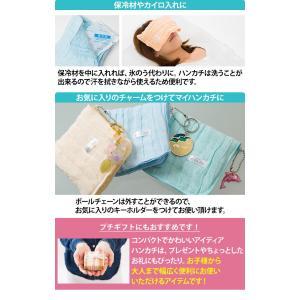 アイディアハンカチ 4枚セット 子育て ガーゼ素材 育児 ハンカチ 日本製 プチギフト  《clearance》|enjoy-home|09