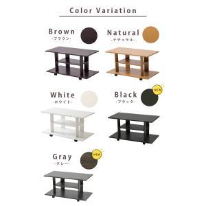 テレビボード テレビ台 ローボード テレビラック TV台 TVボード 木製 収納 ロータイプ コンパクト 32V型対応 幅80cm シンプル|enjoy-home|02