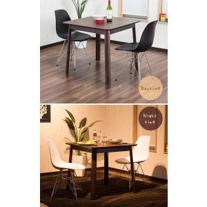 ダイニングテーブルセット カフェスタイル 4人掛け 5点セット イームズ DSRチェア チャールズ&レイ・イームズ ジェネリック リプロダクト|enjoy-home|07