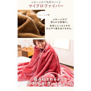 毛布 襟付き 2枚合わせ毛布 シングル マイクロファイバー 保温性 あったか 140×200cm 洗える ウォッシャブル 寝具 布団|enjoy-home|06