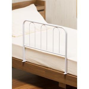 ベッドガード ハイタイプ ベッドフェンス ベビーガード スチールフレーム 高さ45cm 転落防止 簡単設置|enjoy-home|09
