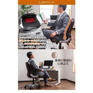 オフィスチェア パソコンチェアー オフィスチェアー ハイバック 肘付き PCチェア クッション パソコンチェアー 肘可動 コンパクト  《clearance》|enjoy-home|08