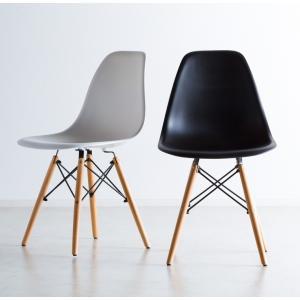 イームズチェア 2脚セット リプロダクト DSW eames ダイニングチェア シェルチェア ジェネリック家具 木脚 チェア 椅子 イス デザイナーズ 訳あり|enjoy-home|12