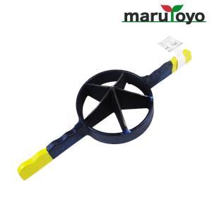 両手用竹割 5ッ割 96mm 【竹割り】【竹割器】【竹割】
