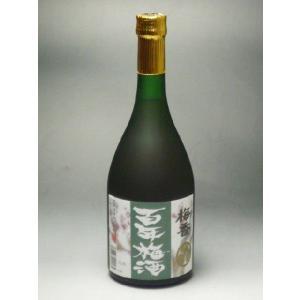 百年梅酒 720ml