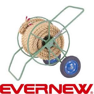 EVERNEW エバニュー 綱引ロープ巻取器DX EKA430 ※綱引きロープは別売りです※【メーカー直送のため代引き不可】
