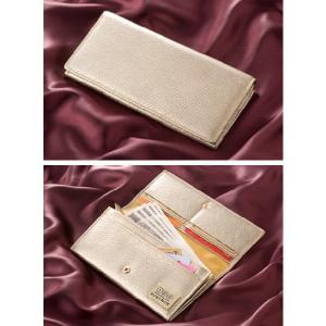 黒門風水式 『幸せの風水財布』 シャンパンゴールド|enjoy-tokusenkan