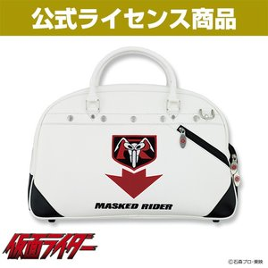 【送料無料】仮面ライダー ゴルフ用ボストンバッグ|enjoycb